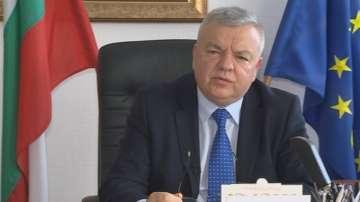 Шефът на НСО генерал Ангел Антонов е подал оставка