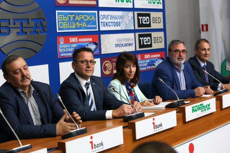 Пресконференция на тема: Представяне на информационната кампания за грипа на СЗО