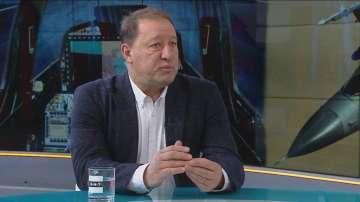 Ангел Найденов: Изборът на тип боен самолет е добър