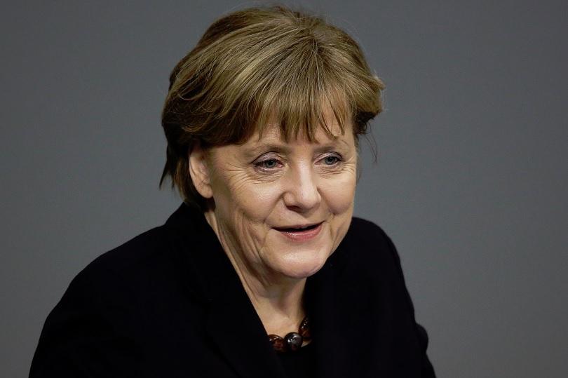 загуби партията меркел