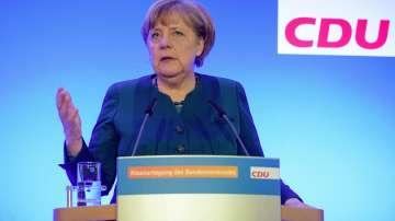 Ангела Меркел откри изборната година в Германия