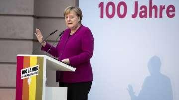 Ангела Меркел отбеляза стогодишнината от даването на избирателни права на жените