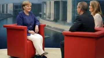 Ангела Меркел: Възнамерявам да управлявам още четири години