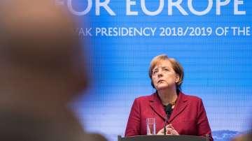 Меркел: Може да се намери решение за Брекзит в рамките на сегашното споразумение