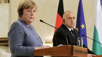 Ангела Меркел у нас: Германия ще продължи да работи на страната на България