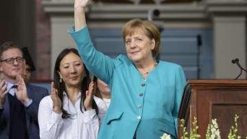 Ангела Меркел става почетен доктор по право в Харвардския университет