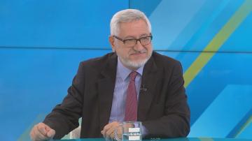 Проф. Димитров: Решението за нови избори в Северна Македония е изненадващо