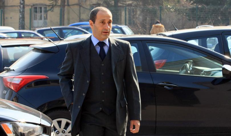 Бившият зам.-външен министър Христо Ангеличин в правителството