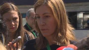 Ангелкова: Няма да допуснем строителство в курорта