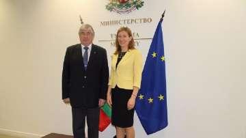 Министър Ангелкова и посланик Макаров обсъдиха сътрудничеството в туризма