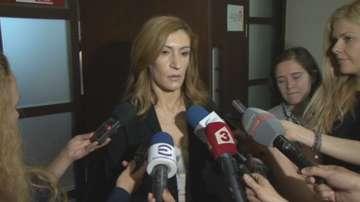 Ангелкова определи като брутален инцидента в Слънчев бряг