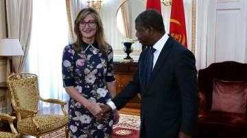 Акценти от визитата на министър Захариева в Ангола