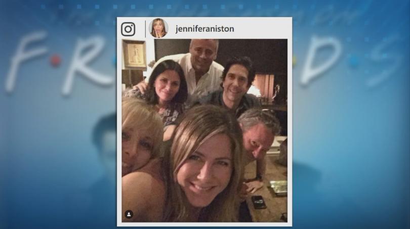 снимка 7 Светска суматоха: Дженифър Анистън с рекорд на Гинес заради Инстаграм