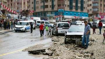 Наводнения в Анкара нанесоха сериозни материални щети