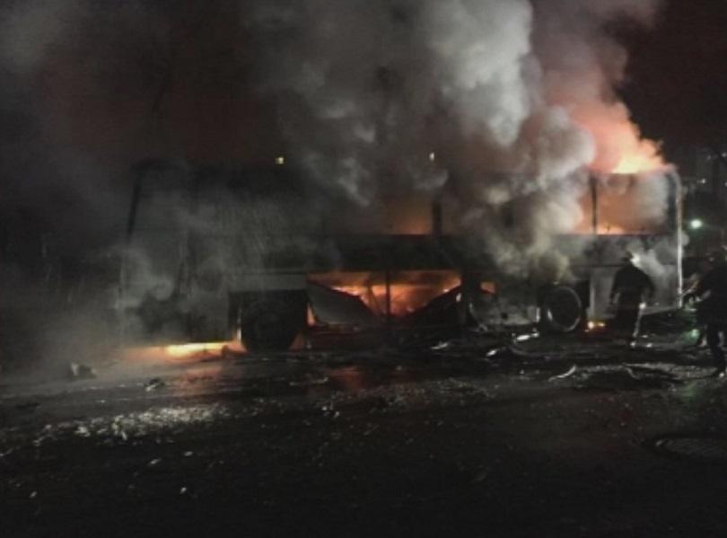снимка 4 Терористичен акт с кола-бомба в Анкара