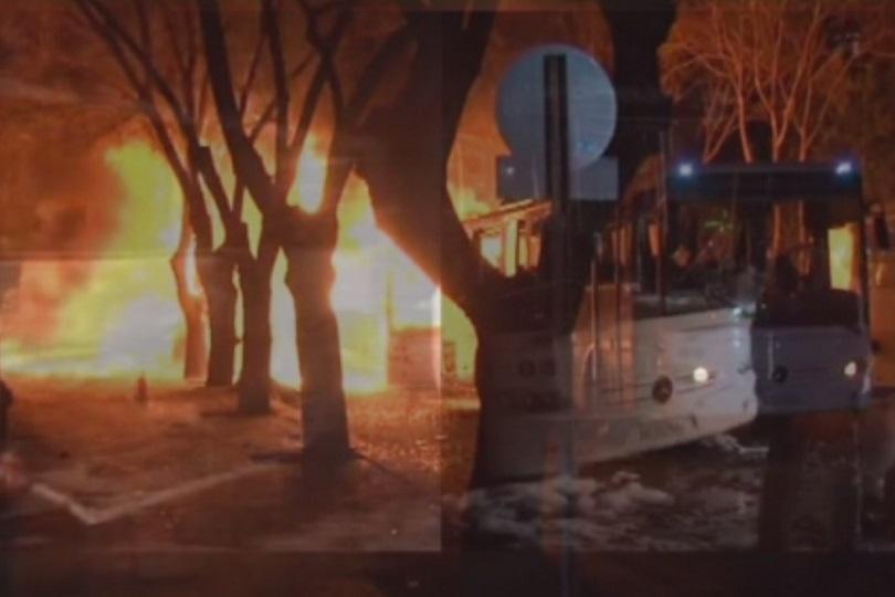 снимка 1 Терористичен акт с кола-бомба в Анкара