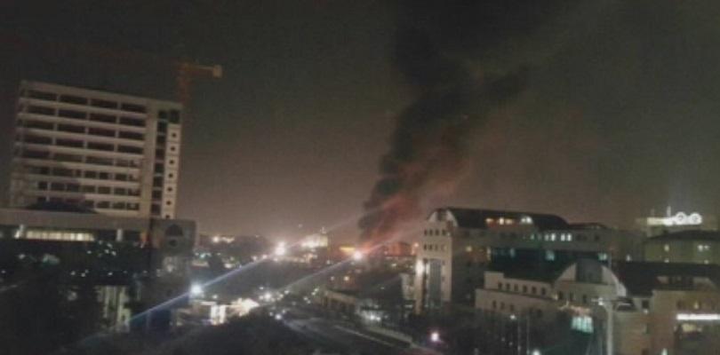 снимка 2 Терористичен акт с кола-бомба в Анкара