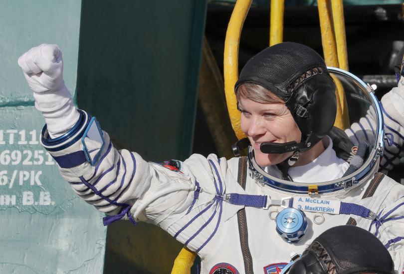 НАСА разследва първото космическо престъпление. Астронавтката Ан Маклейн е обвинена,