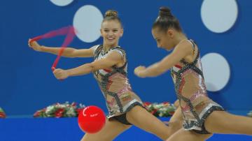 Вижте съчетанията на гимнастичките на световното първенство в Пезаро (ВИДЕО)