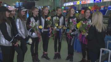 Златните ни момичета се върнаха с два медала от Пезаро