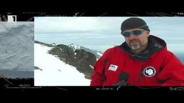 Антарктически профили: Драгомир Матеев, физик