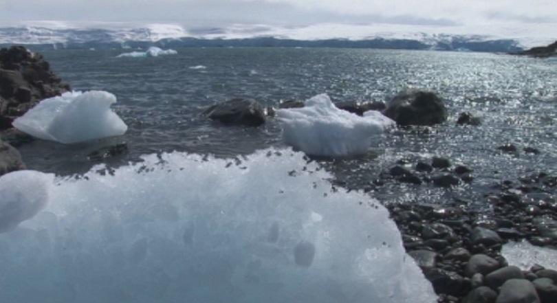 учени откриха ледовете антарктида вулкана