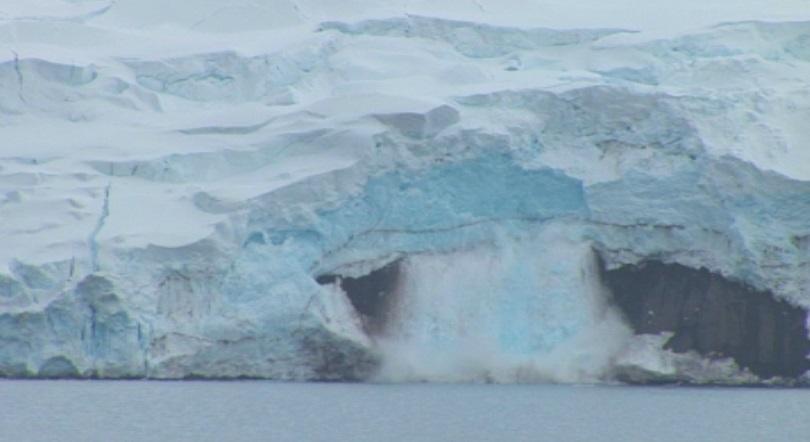снимка 4 Пътят на българската експедиция към Антарктида