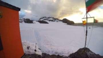 Нова машина прави по-лесен достъпа до българския бряг на Антарктида