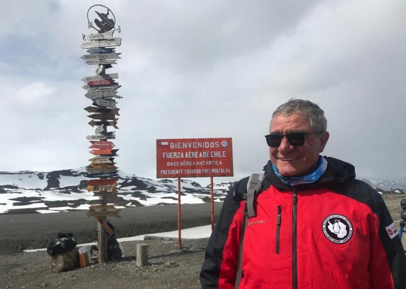 Проф. Пимпирев и 10 български полярници пристигнаха на Антарктида