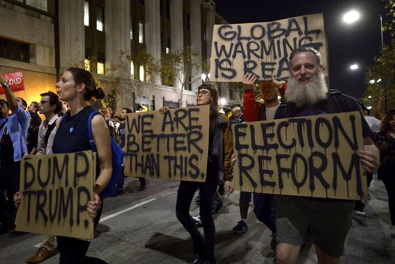 снимка 1 САЩ след изборите
