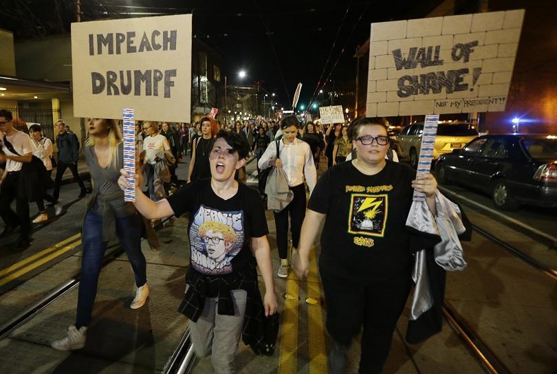 снимка 2 САЩ след изборите