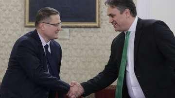 Тази седмица парламентът избира председателя на новия антикорупционен орган