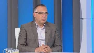 Антон Кутев: Свършихме изключително малко обем работа