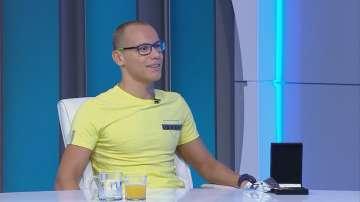 Антъни Иванов: Не бих се състезавал за друга държава