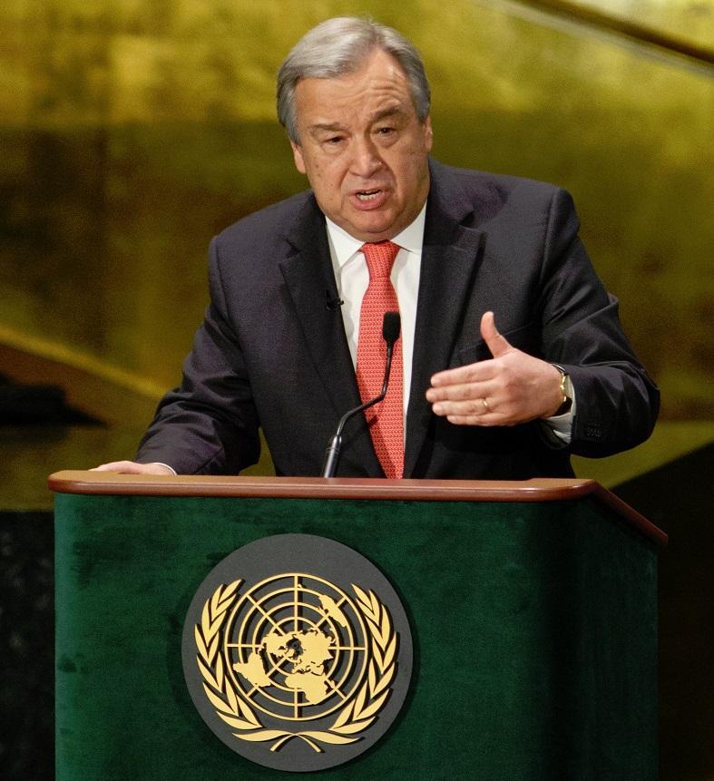 снимка 1 Коментарите в световните медии за избора на нов генерален секретар на ООН