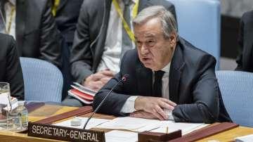 Антониу Гутериш иска в ООН да се създаде ново управление за борба с тероризма