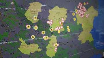АПИ: Най-усложнена е обстановката по пътищата в област Разград и Ловеч
