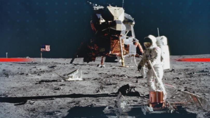 Снимка: 50 години от старта на Аполо 11 към Луната