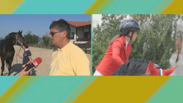 Исторически успех за България в конната езда