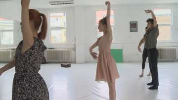 Зрителите в Театър Азарян ще се насладят на балет Арабеск