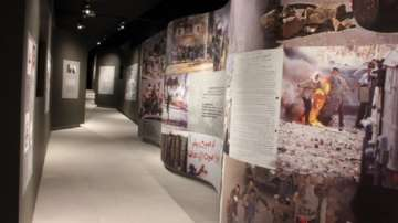 Музей на Ясер Арафат отвори врати в Рамала (СНИМКИ)