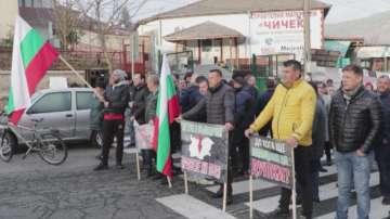 Протестиращи жители на Ардино заплашиха с гражданско неподчинение
