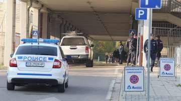 9000 полицаи ще охраняват изборния процес в неделя