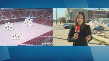 Очакват се 5 400 души да преминат в изборната нощ през Арена Армеец