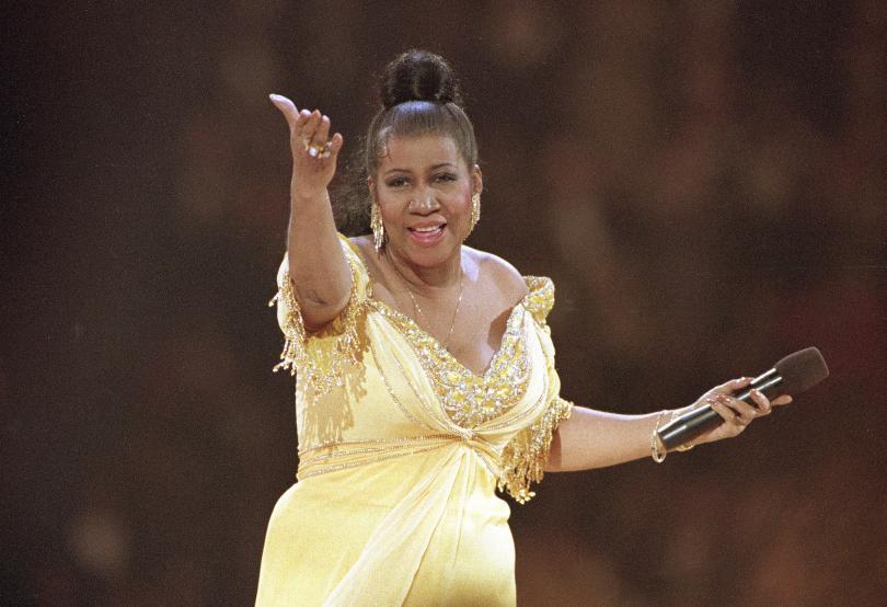 снимка 4 Почина кралицата на соул музиката Арета Франклин