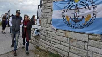 Аржентина прекрати издирването на изчезналата подводница