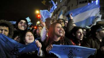 Аржентина не легализира абортите