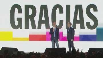 Аржентина има нов президент