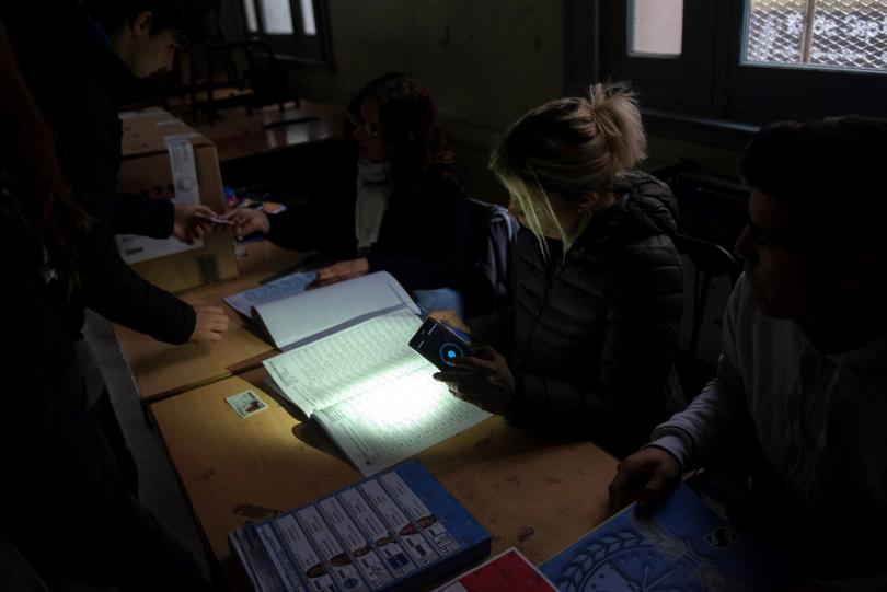 Подаването на ток в Аржентина, Парагвай и Уругвай е почти