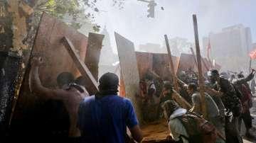 Над 160 души пострадаха от сблъсъците в Аржентина